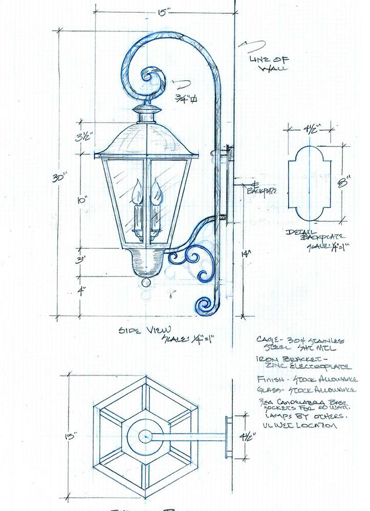 Bonnie Lantern Concept